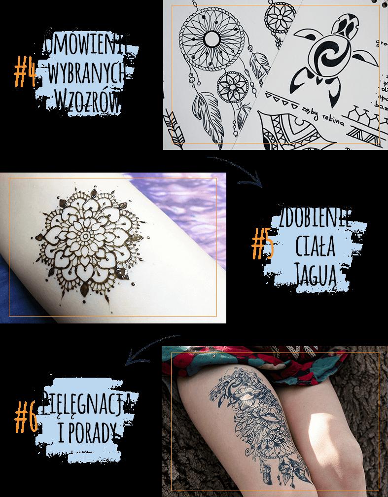 kurs malowania henna czesc 2